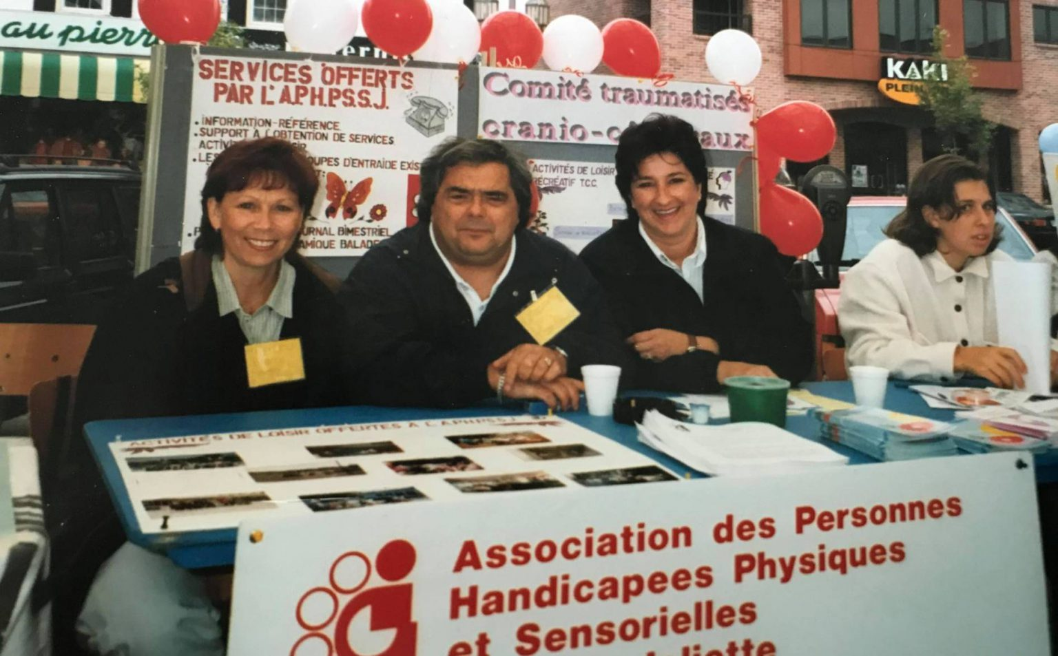 Photo du CA en 1998