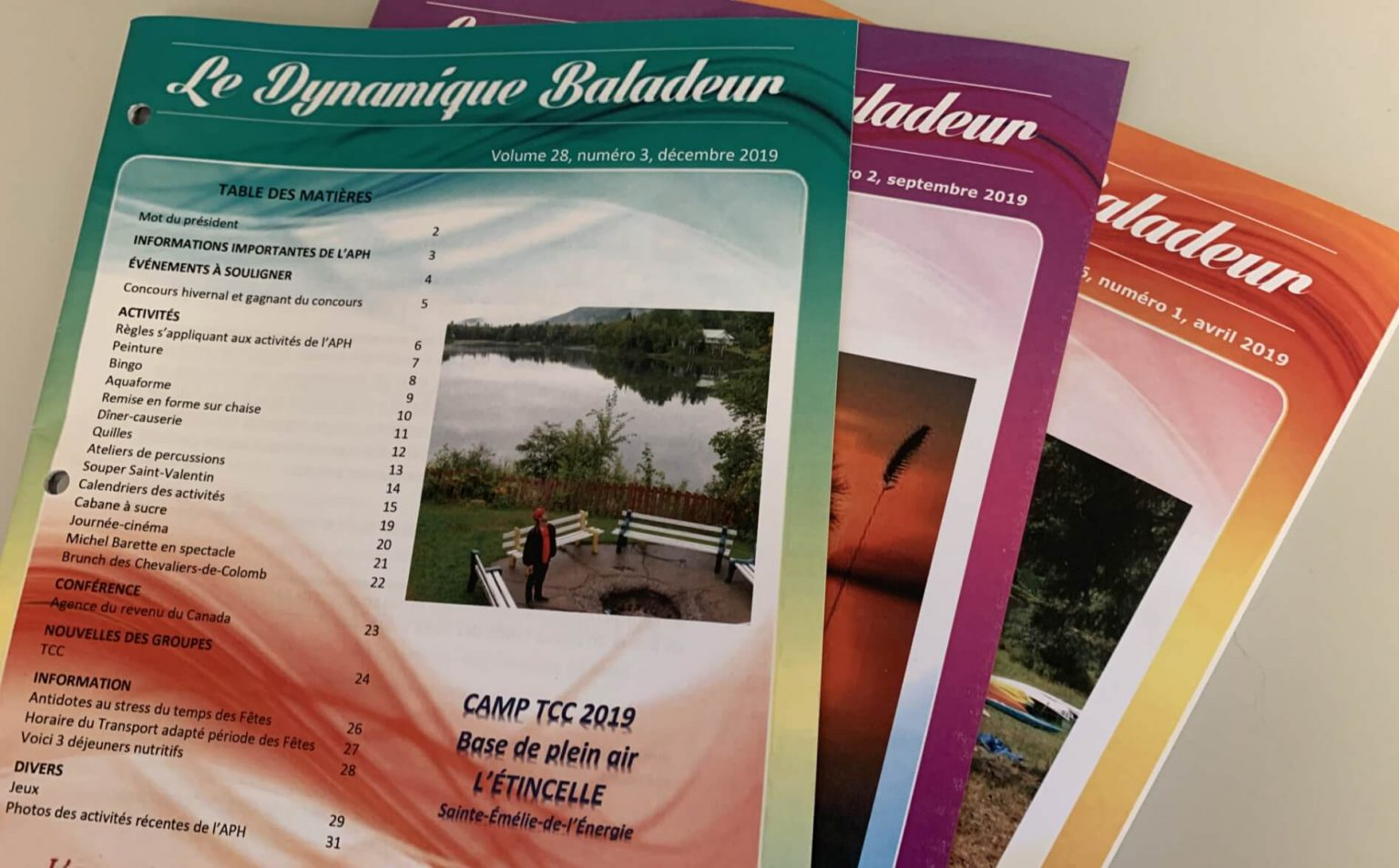 Journal le Baladeur