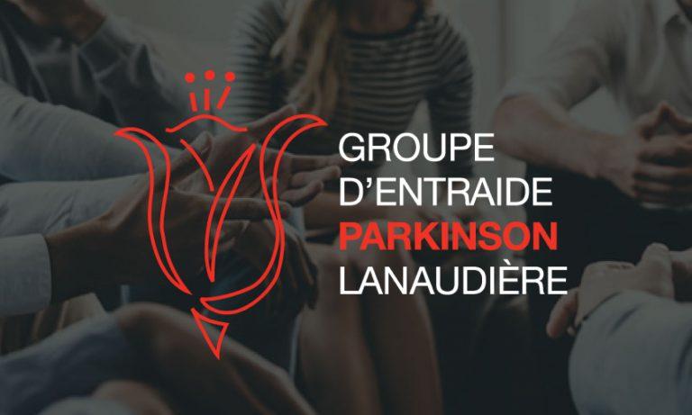 Logo gorupe d'entraide Parkinson Lanaudiere